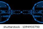 hud futuristic elements data... | Shutterstock .eps vector #1094933750