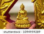 Small Buddha Statue Damage From ...