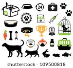 Pet Icons Collection