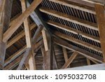 Traditional Roof Structure Wit...