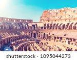 roma  italy  october 21  2017   ...   Shutterstock . vector #1095044273
