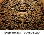 Aztec Calendar   End Of The...