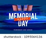 illustration banner or poster... | Shutterstock .eps vector #1095064136