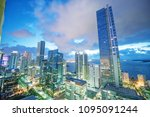 miami  fl   march 28  2018 ... | Shutterstock . vector #1095091244