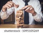 images of hand of... | Shutterstock . vector #1095105269