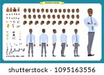 people character business set.... | Shutterstock .eps vector #1095163556