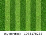 green football field background.... | Shutterstock . vector #1095178286