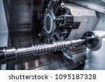 metalworking cnc milling... | Shutterstock . vector #1095187328