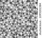 seamless triangle pattern....   Shutterstock .eps vector #1095201584