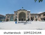 tehran  iran   april 25  2018 ... | Shutterstock . vector #1095224144