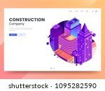 construction company web page...