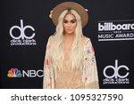 kesha at the 2018 billboard... | Shutterstock . vector #1095327590
