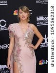 taylor swift at the 2018... | Shutterstock . vector #1095362318
