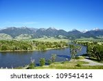 Yellowstone River Near...