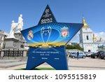 kyiv  ukraine   may 21 2018 ... | Shutterstock . vector #1095515819