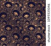 luxury background vector....   Shutterstock .eps vector #1095535046