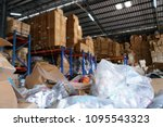 Poorly Organized Warehouse With ...