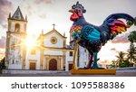 olinda  brazil   march 20  2018 ...   Shutterstock . vector #1095588386