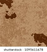Rusty Metal Background. Vector...