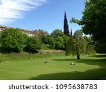 edinburgh  scotland   may 21 ... | Shutterstock . vector #1095638783