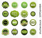 collection of premium quality... | Shutterstock .eps vector #109564484