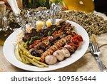 Plate Of Arabic Oriental...
