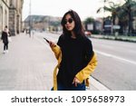 Charming Asian Woman In...