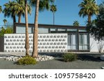 palm springs  california  ... | Shutterstock . vector #1095758420