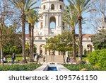 pasadena  california   usa  ... | Shutterstock . vector #1095761150