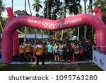 ko samui  thailand   may 20 ... | Shutterstock . vector #1095763280