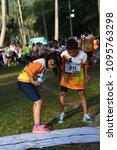 ko samui  thailand   may 20 ... | Shutterstock . vector #1095763298