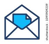 envelope open message