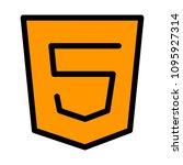 html web development | Shutterstock .eps vector #1095927314