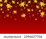beautiful pattern thai style on ... | Shutterstock .eps vector #1096027706