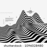 landscape background. terrain....   Shutterstock .eps vector #1096028480