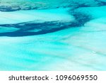 abstract aerial view of an... | Shutterstock . vector #1096069550