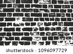 distressed overlay texture of... | Shutterstock .eps vector #1096097729