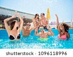cool lifestyle rich tourism... | Shutterstock . vector #1096118996