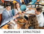 a group of business men and...   Shutterstock . vector #1096170263