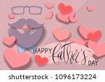 beautiful vector illustration... | Shutterstock .eps vector #1096173224