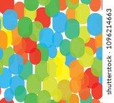 colorful bubbles vector...   Shutterstock .eps vector #1096214663