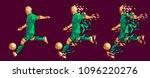vector illustration soccer... | Shutterstock .eps vector #1096220276