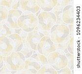 seamless editable texture.... | Shutterstock .eps vector #1096234403