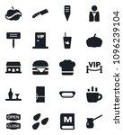 set of vector isolated black...   Shutterstock .eps vector #1096239104