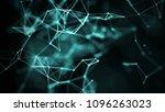 abstract digital background.... | Shutterstock . vector #1096263023
