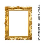 Ornate Picture Frame Hanging O...