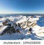 view from the top of puy de... | Shutterstock . vector #1096328030