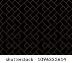 the geometric pattern with... | Shutterstock .eps vector #1096332614