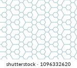 the geometric pattern with... | Shutterstock .eps vector #1096332620