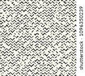 monochrome zigzag textured... | Shutterstock .eps vector #1096350239
